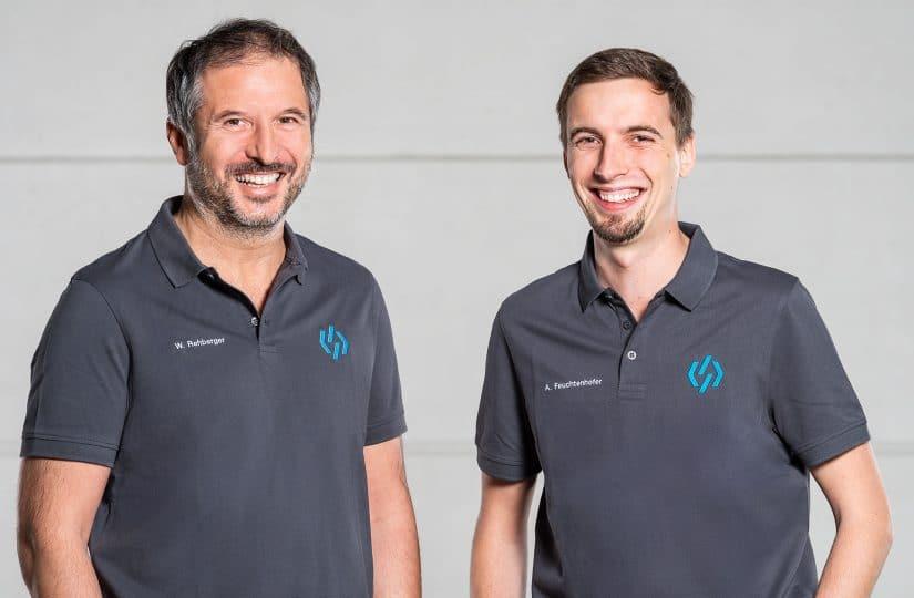 Wolfgang Rehberger und Alexander Feuchtenhofer_Geschäftsführung_Dataplexx